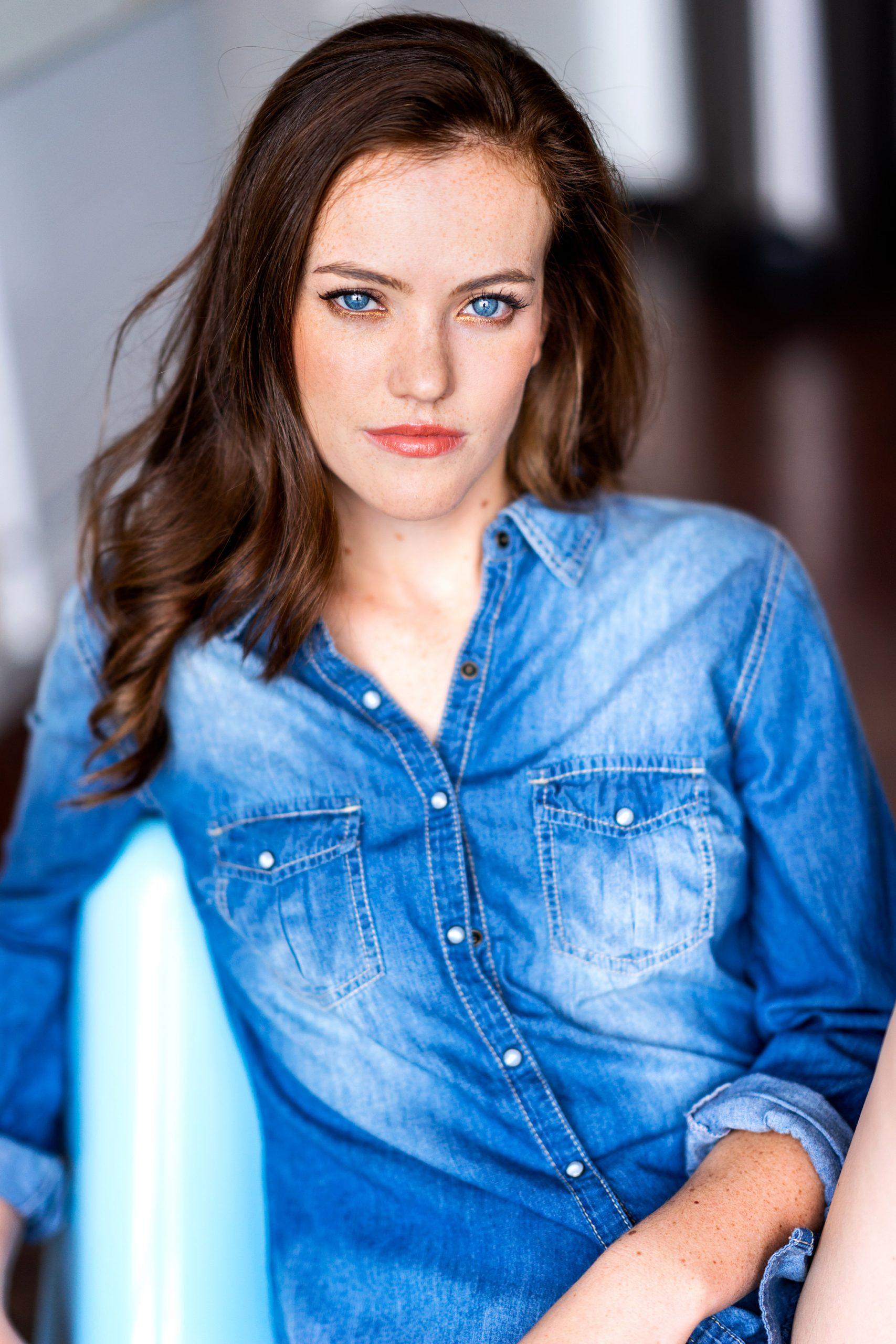Dallas Model Test Shoot Lifestyle Photoshoot Sabrina Lynn
