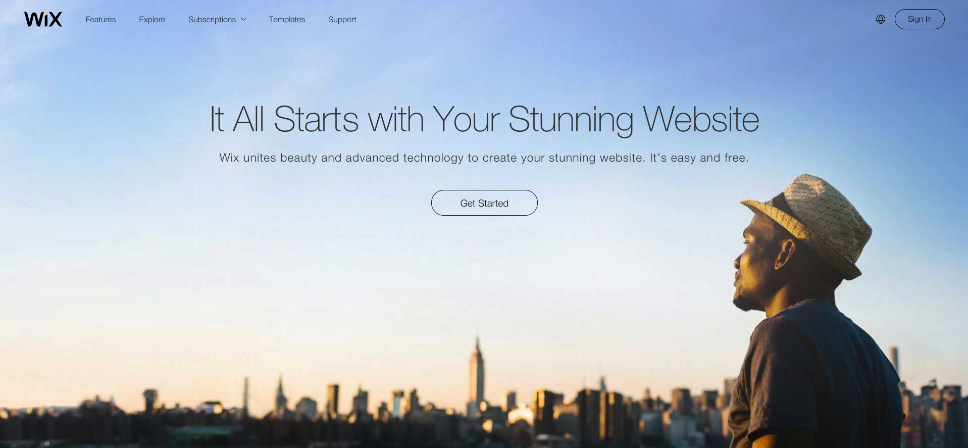 Start a Photography Website today: 3 resources to get you get moving